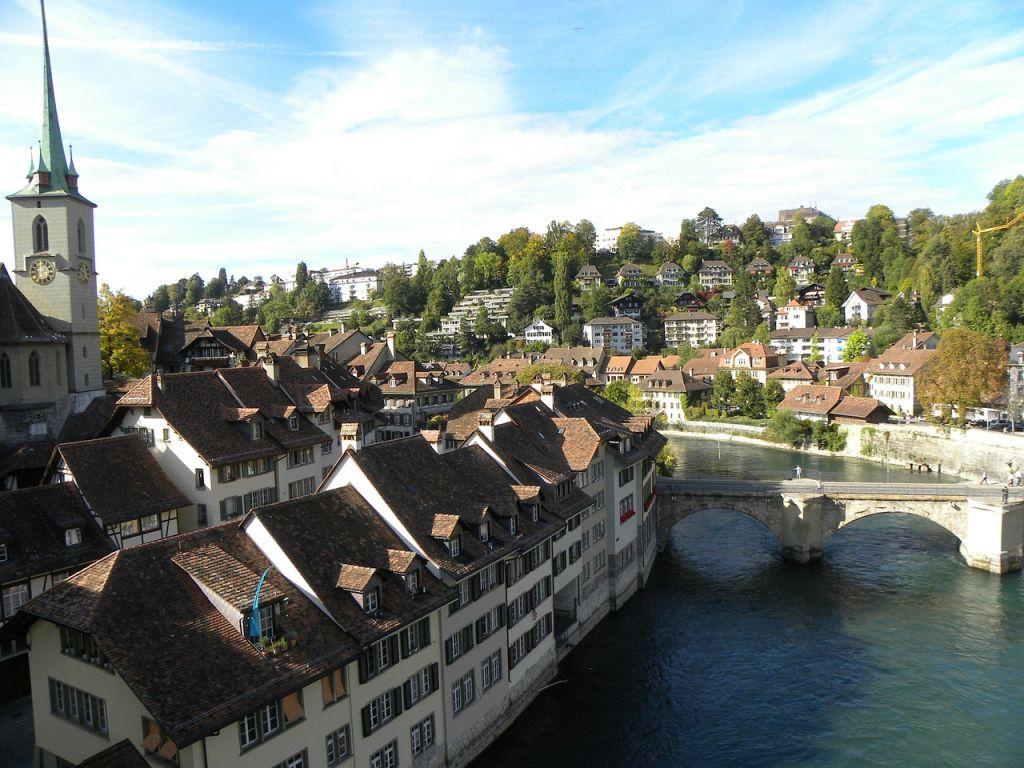 Bern, the heart of Switzerland