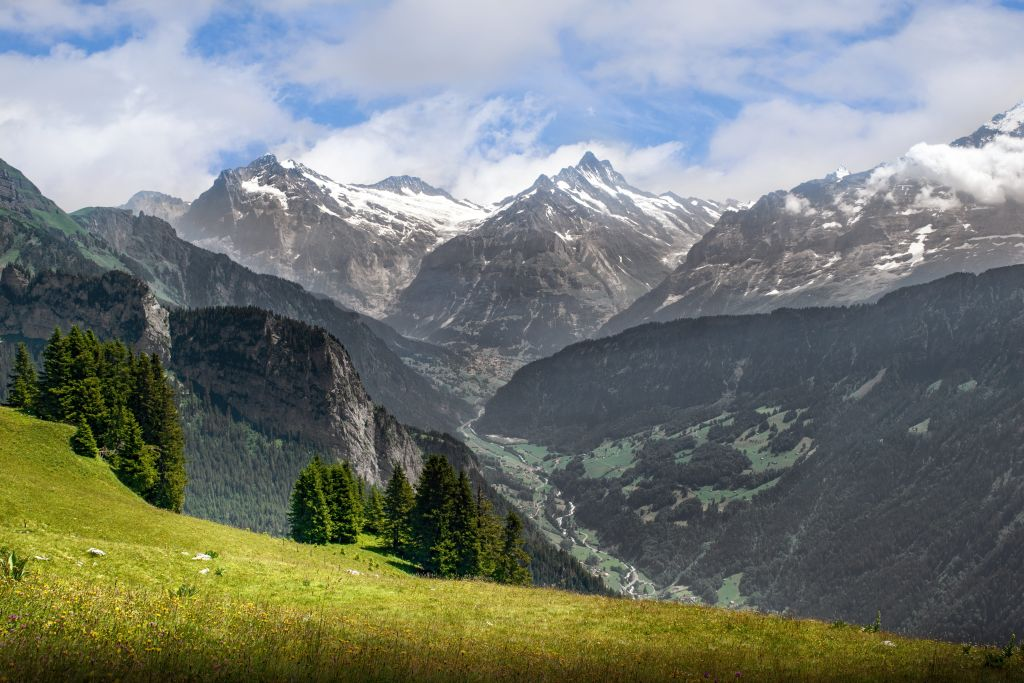 The Best Mountains in Switzerland to visit (and climb)